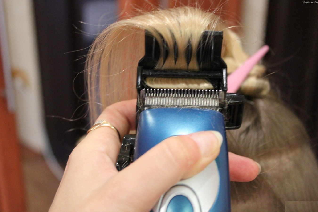 Полировка волос домашними средствами