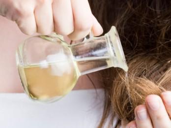 Базовые масла для сухих волос