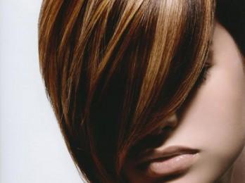 Рекомендации по мелированию каштановых волос