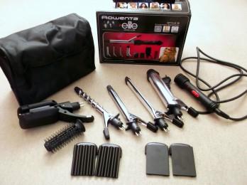 Использование стайлера для завивки волос