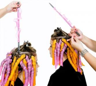 Варианты карвинга на средние волосы