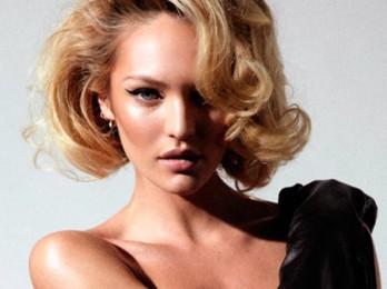 Многообразие укладок для волос до плеч