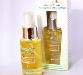 Чудодейственное восстановление с аргановым маслом для волос