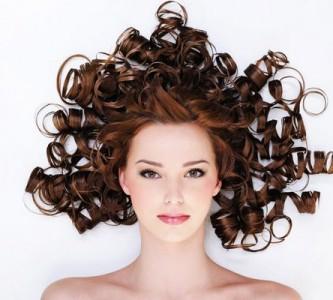 Щадящие способы накручивания волос на ночь