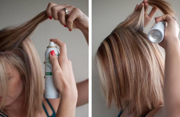 Способ применения шампуня