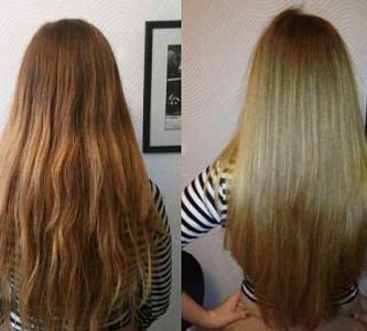 Как выпрямить волосы желатином в домашних условиях?
