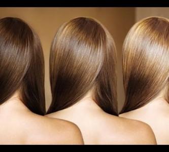 Секреты осветления темных волос