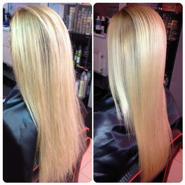Состояние волос