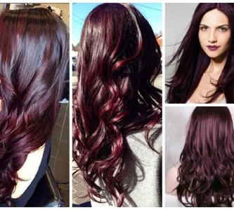 Разнообразие оттенков красок для волос