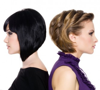 Современные стили укладки коротких волос