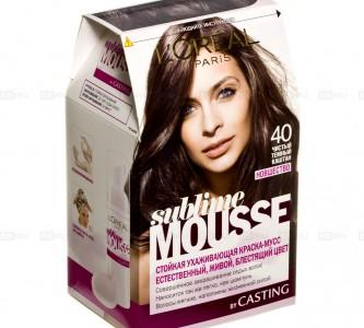 Каталог краски для волос Лореаль (Loreal)