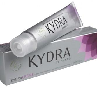 Меняем цвет волос с краской Kydra