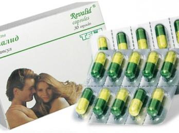 Как принимать витамины для волос Ревалид?