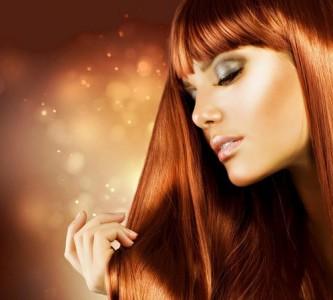 Действие бесцветной хны на укрепление волос