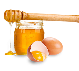 Варианты приготовления маски для волос с желтком и медом