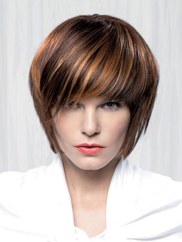 Частое мелирование на темные, русые волосы: фото, советы