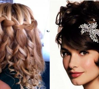 Виды модных укладок на волосы 2015-16 года