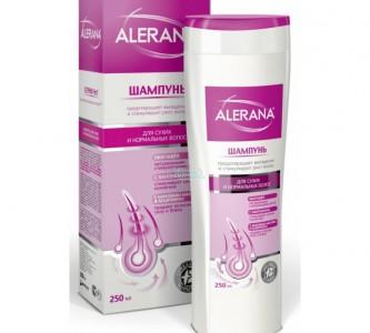 Инструкция к шампуню Алерана для роста волос