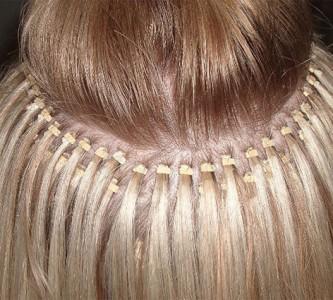 Виды и способы наращивания волос