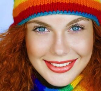 Подбираем цвет краски для волос к своему лицу
