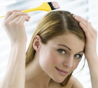 Способы окрашивания волос без краски