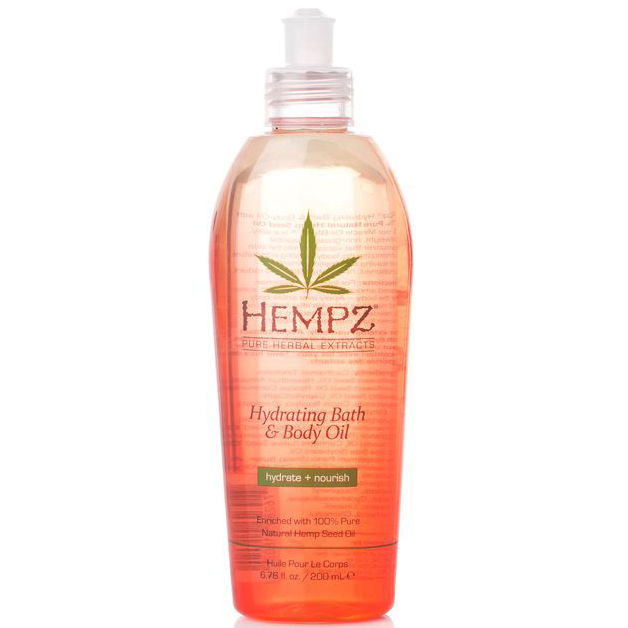 Профессиональный шампунь Hempz Hydratin