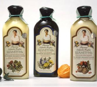 Шампунь «Рецепты Бабушки Агафьи» — качественный отечественный продукт