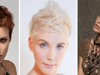 Варианты красивых причесок для коротких волос
