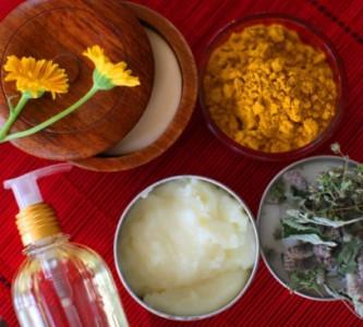 Приготовление шампуня в домашних условиях