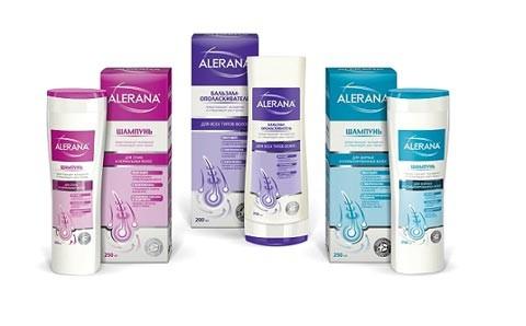 Алерана шампунь против выпадения волос инструкция