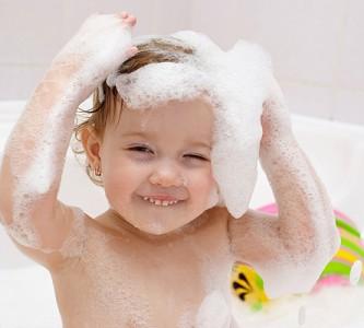 Лучшие детские шампуни