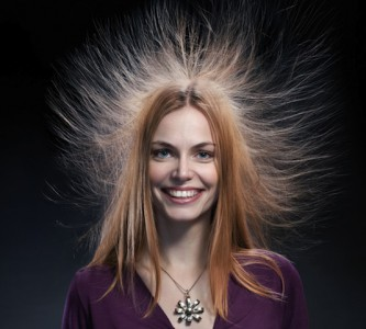Актуальные средства от электризации волос