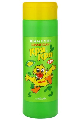 Зеленый Кря-Кря