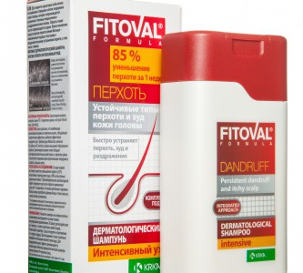 Защита поврежденных волос с помощью шампуня Фитовал