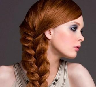 Красивая прическа для длинных волос своими руками