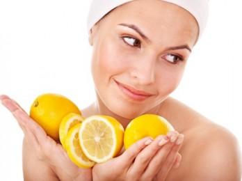 Как сделать маску для волос с лимоном?