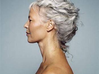 Причины и методы лечения седых волос