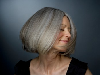 Средства закрашивания седины на темных волосах