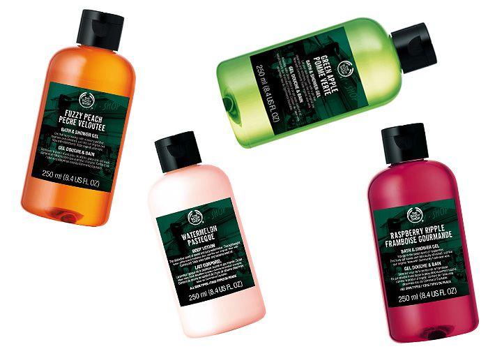 The Body Shop - щадящий шампунь