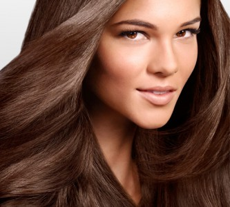 Натуральные темно-коричневые цвета для волос