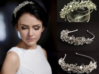 Подборка фото свадебных причесок с диадемой