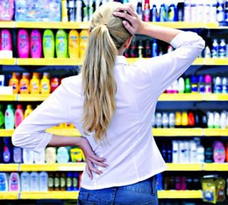 Серьезный подход к выбору шампуня для волос