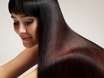 Интересные и модные темные оттенки волос