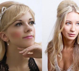 Техника создания модных причесок с начесом на длинные волосы