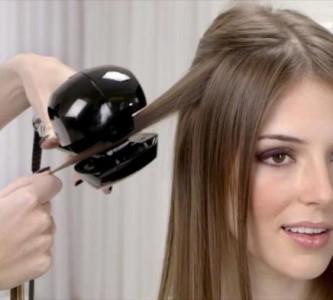 Достоинства плоек, которые сами закручивают волосы