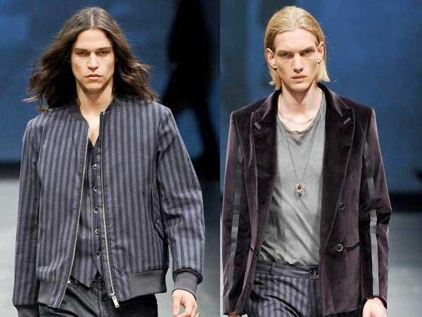 Модные укладки для длинных волос