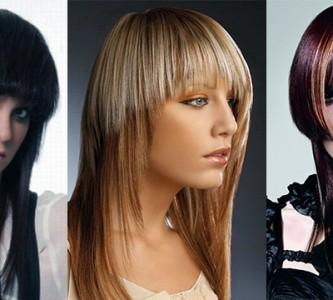 Различные варианты стрижки «шапочка» для длинных волос