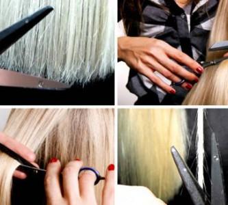 Возвращаем красоту волосам стрижкой горячей бритвой