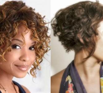 Принципы выбора стрижки для средних волнистых волос