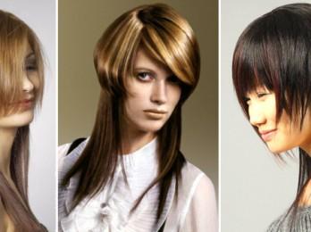 Примеры стрижек для прямых волос